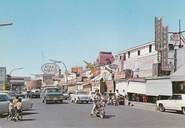 Nuevo Laredo au Mexique...