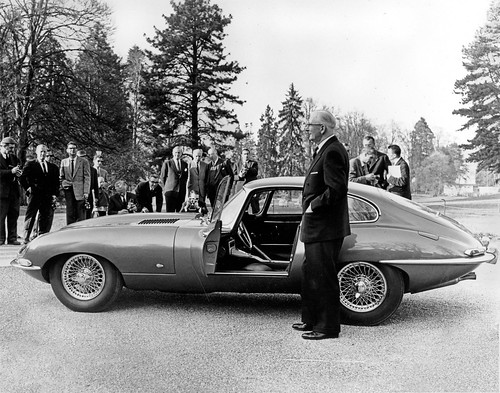 The launch of a motoring icon