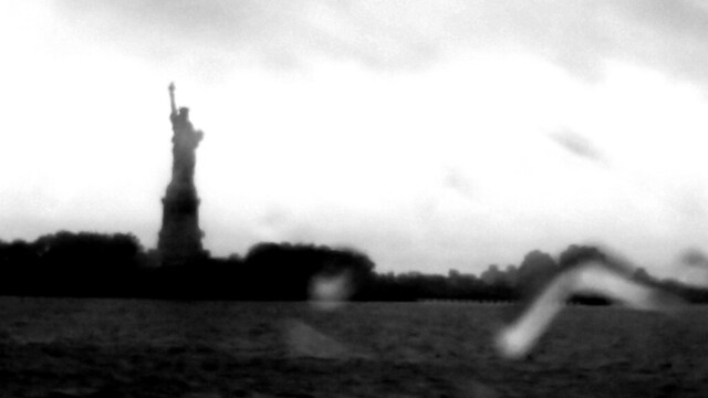 Episode 21 (Lady Liberty B&W 2)