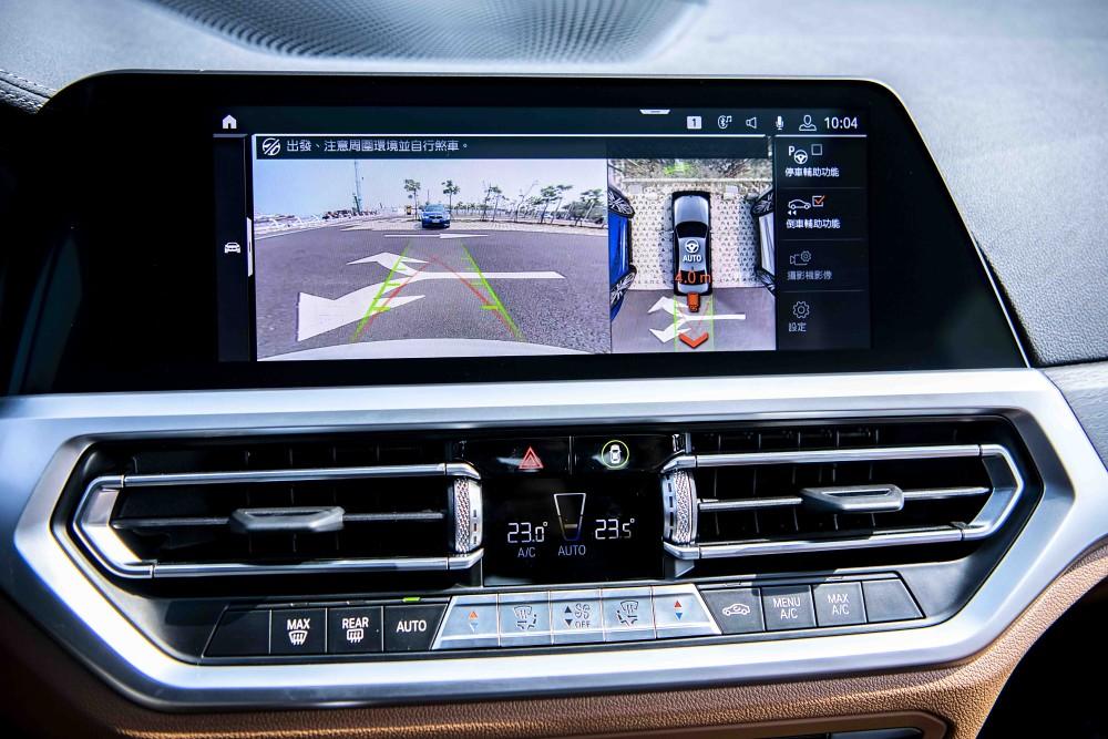 [新聞照片八] 全新世代BMW 3系列完整配備BMW Personal CoPilot智慧駕駛輔助科技含倒車輔助系統