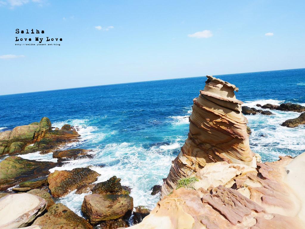 北海岸東北角景點一日遊推薦南雅奇石 (7)