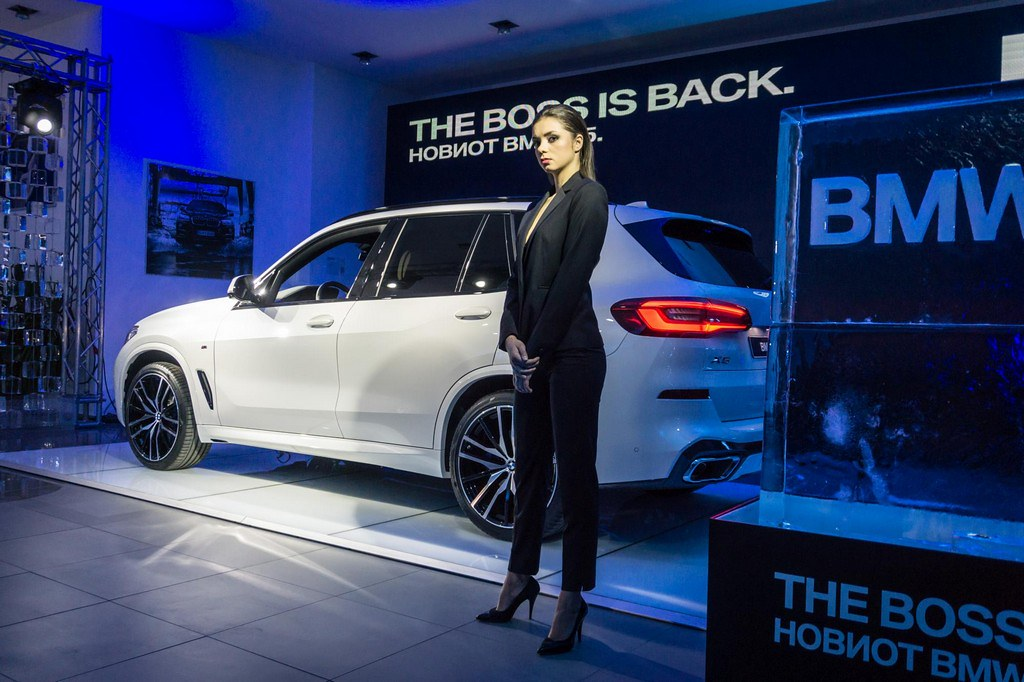 BMW X5 premiera MK5am#