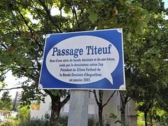 PASSAGE TITEUF