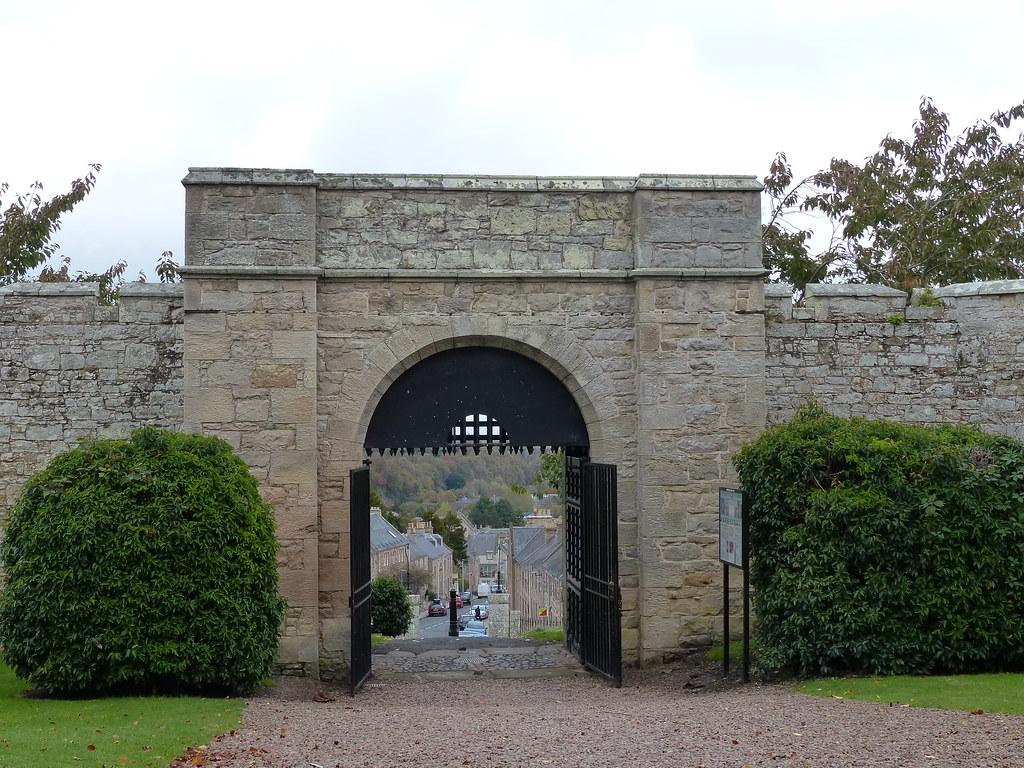 View through the jail gate    FloraandFauna_2   Flickr