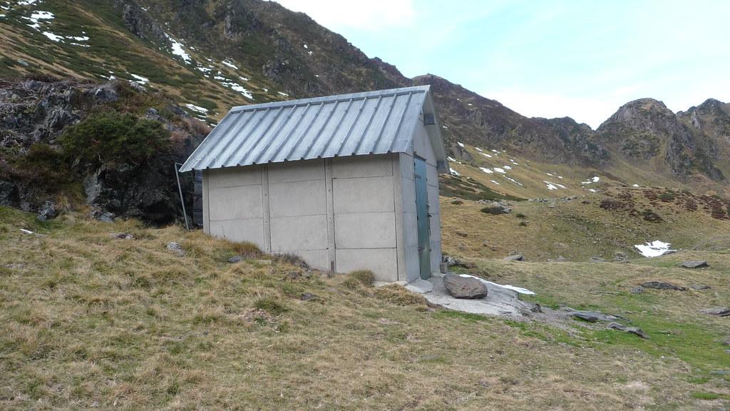 Cabane de Binaros