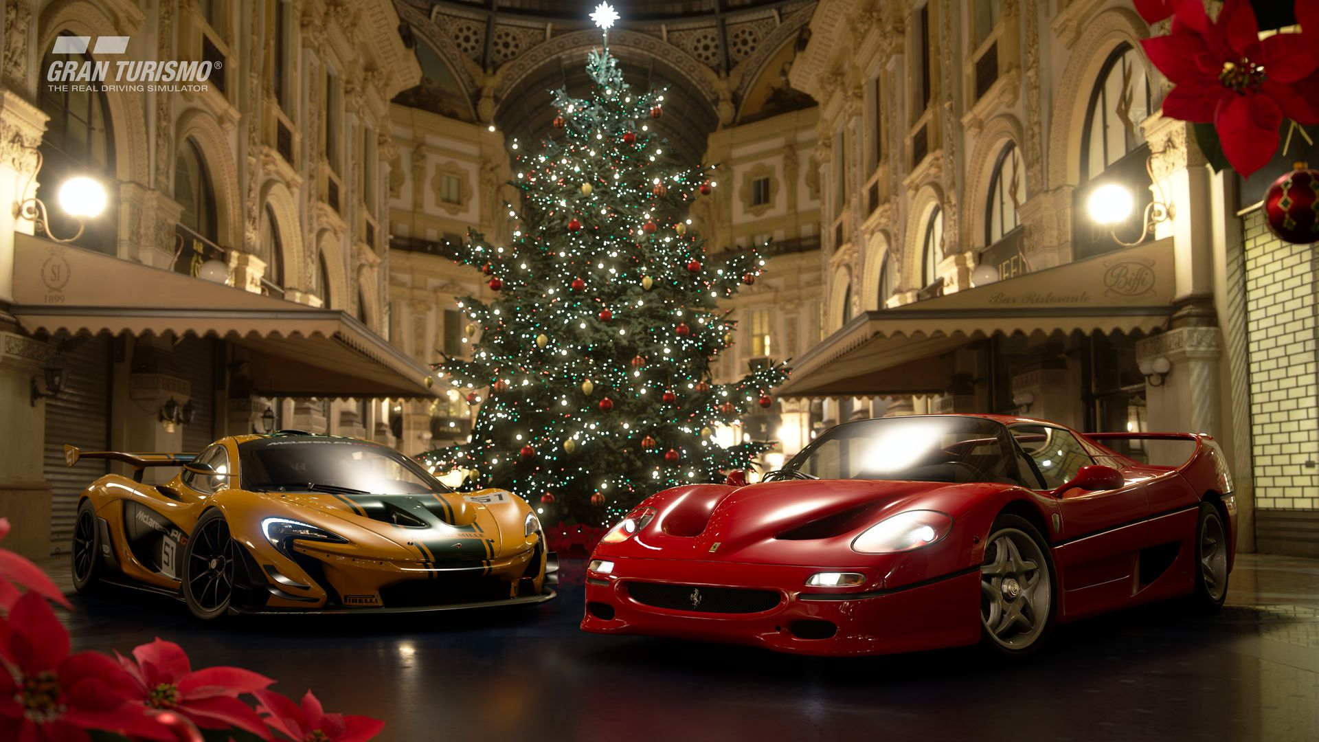GT Sport's December update features a new track, seven new cars and a seasonal Scapes setting ...