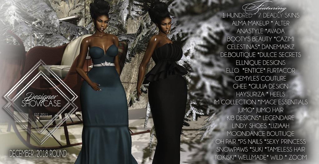 Designer Showcase -December-2018