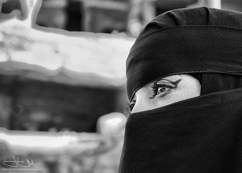 Bedouin Eyes