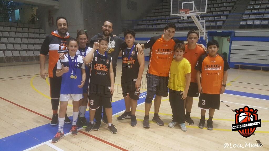 Torneo Navidad 2018.- 3X3 Equipos y Gentes