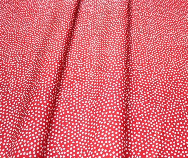 Art Gallery Fabrics Sun Kissed Sunspots Strawberry