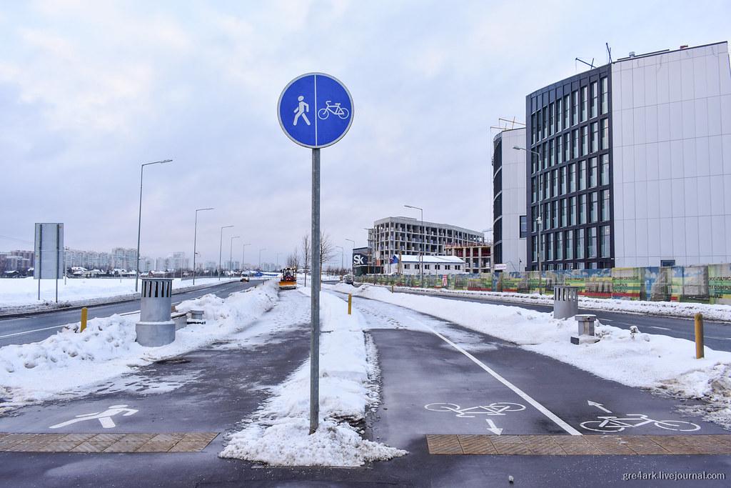 Будущее России под боком Москвы велопрокат