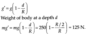 NCERT Solutions for Class 11 Physics Chapter 8 Gravitation 13