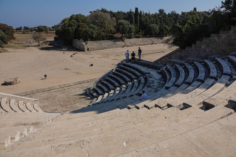 The Stadium and Theater seats