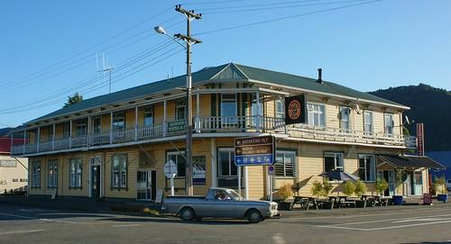 Murchison: Hampden Hotel