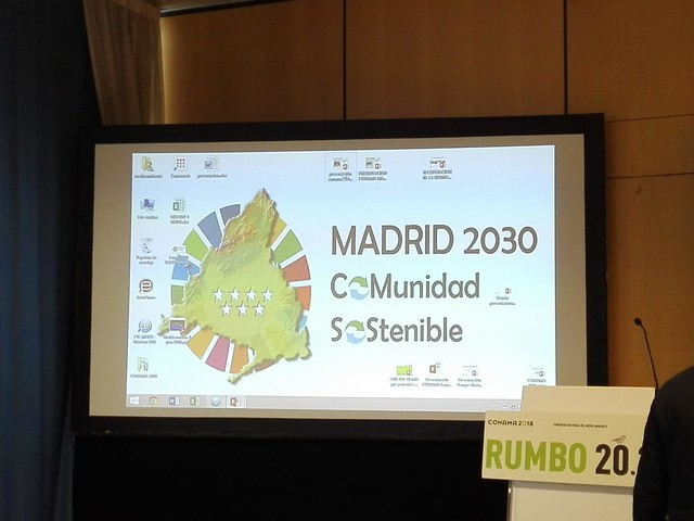 SD3: MADRID 2030. COMUNIDAD SOSTENIBLE