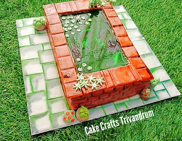 Cake by Cake Crafts Trivandrum