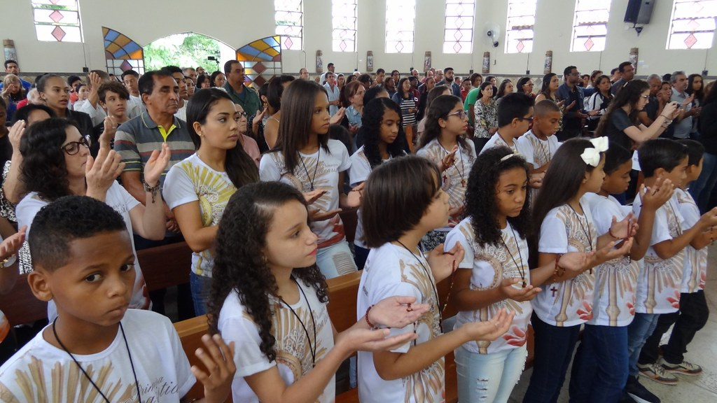 Missa Primeira Eucaristia