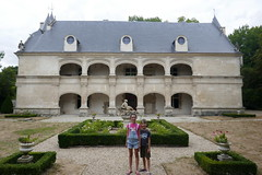 Château De Dampierre-Sur-Boutonne - Photo of Migré