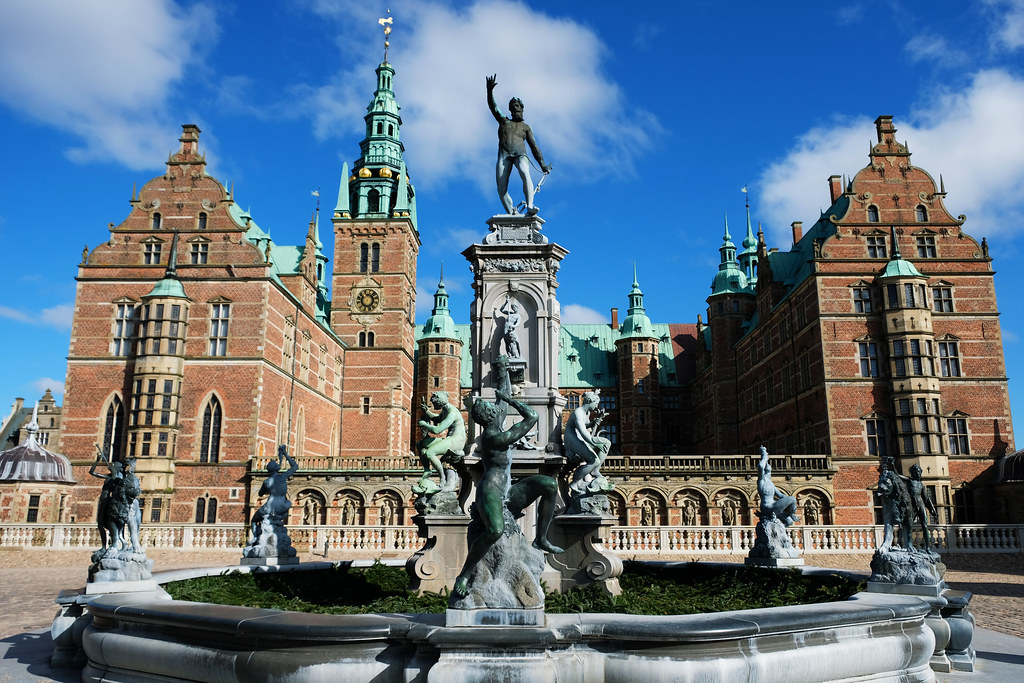 Ou Best Photos Of 2018: Frederiksborg Castle, Denmark