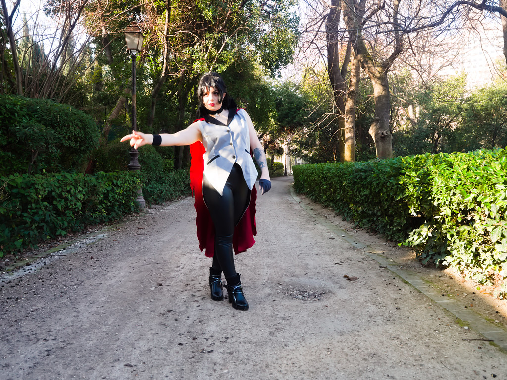 related image - Shooting RWBY - Jardin de la Magalone - Marseille -2019-02-22- P1499389