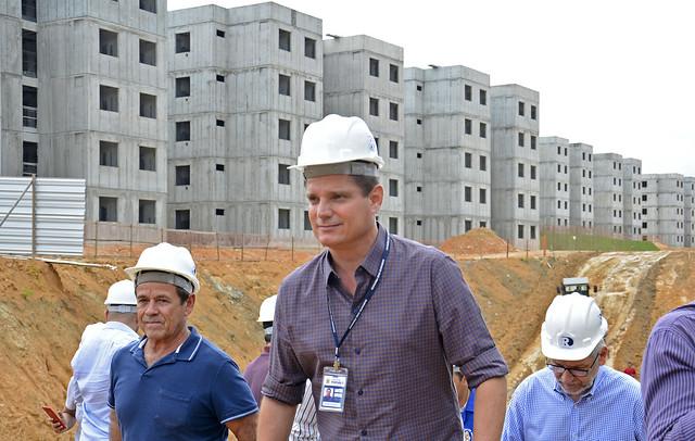 Prefeitura inicia obras de contrapartida no Residencial Cidadão Manauara 2