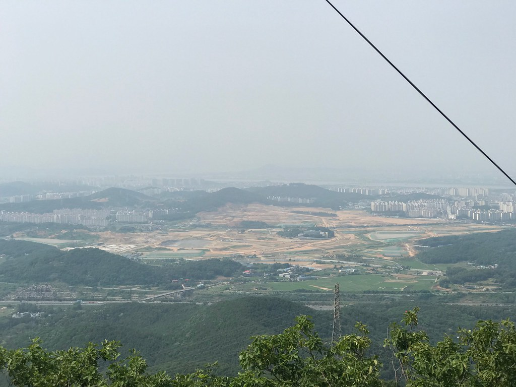 Kyeyang mountain