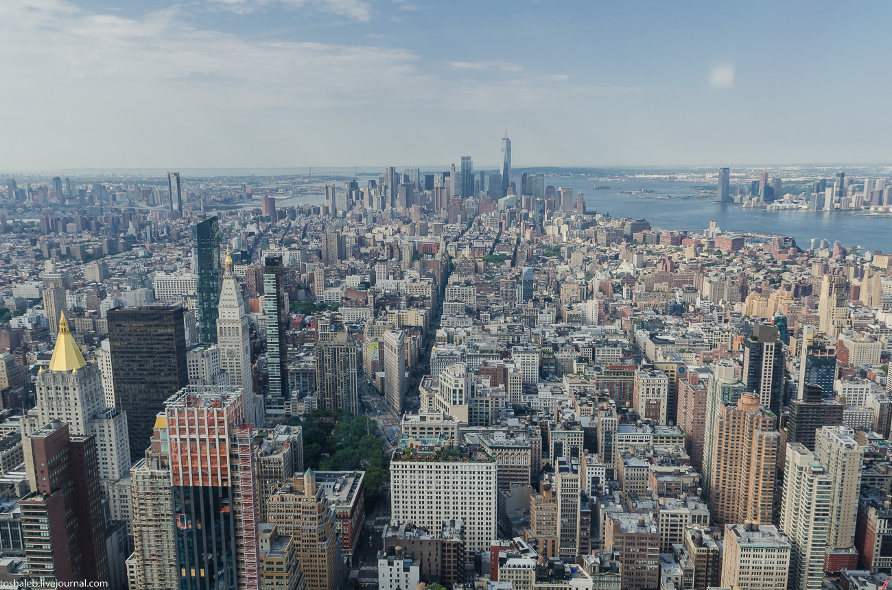 Нью-Йорк_Empire State Building-16