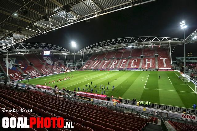 Jong FC Utrecht - FC Den Bosch 03-12-2018