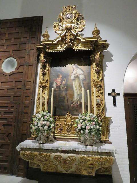 La Iglesia de Santa Catalina de Alejandría de Sevilla. 2ª parte.
