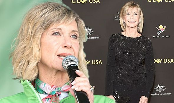 Olivia Newton-John health: Manager speaks out after 'clinging to life' claims