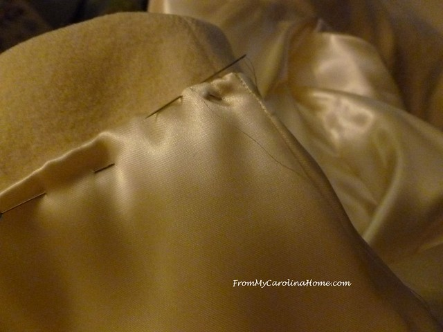Re-Line Coat at FromMyCarolinaHome.com
