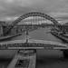 Walk along High Level Bridge