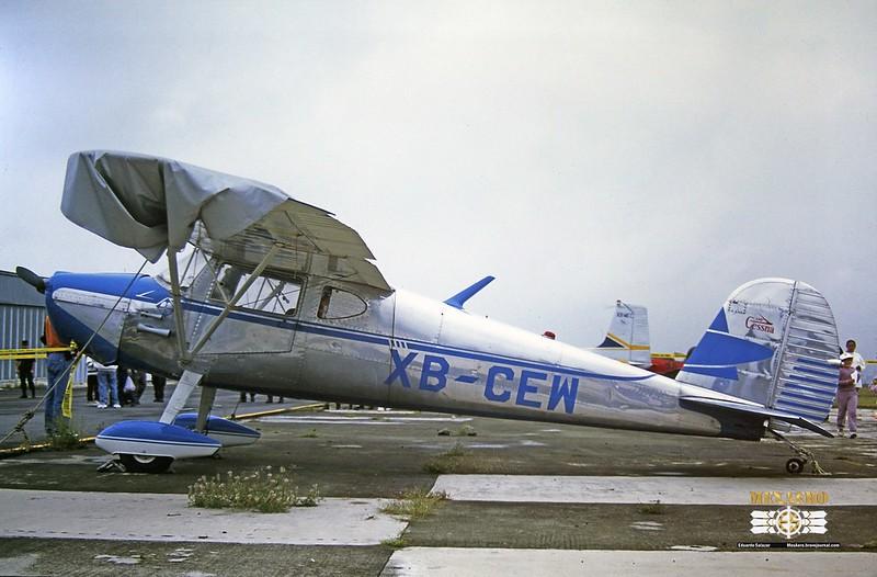Privado / Cessna 140 / XB-CEW