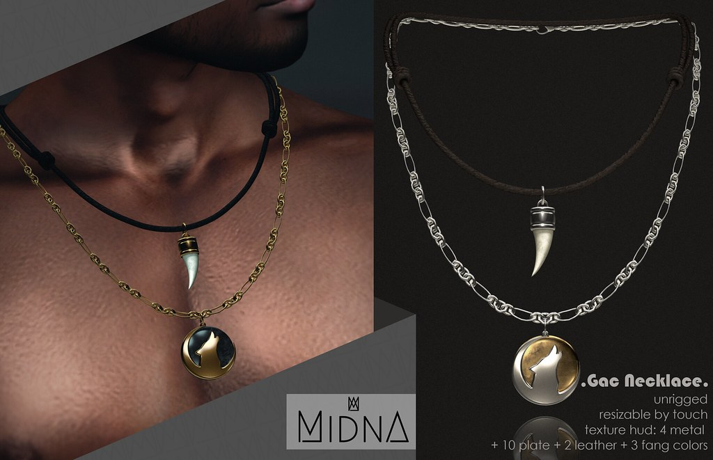 Midna – Gac Necklace