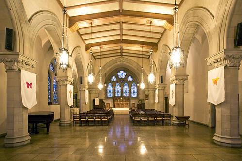 March 27, 2008 - 12:14pm - Gordon Chapel