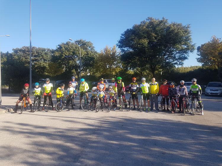 La selección de ciclismo de Gibraltar gana la CRE