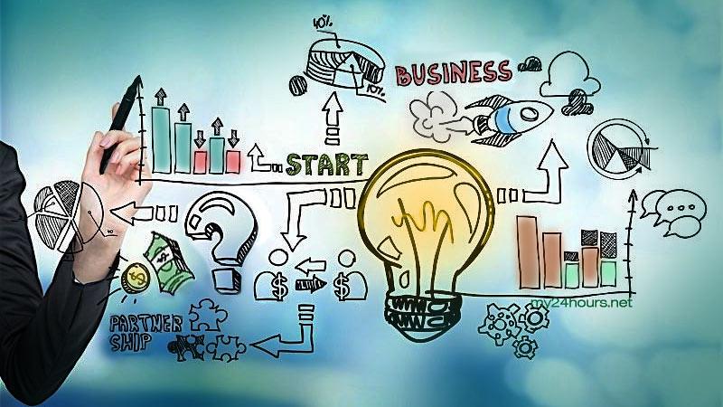 Memulai bisnis dengan perencanaan yang matang.