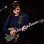 Thu, 13/12/2018 - 12:19pm - Mumford & Sons Live in Studio A, 12.13.18 Photographer: Gus Philippas
