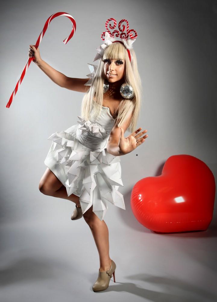 Christmas Gaga Andrew Coppa