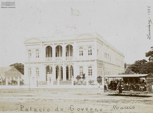 Palácio Floriano Peixoto, Maceió (AL)