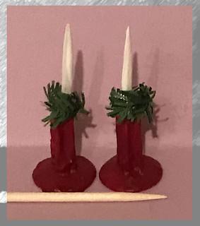 Kynttilöitä