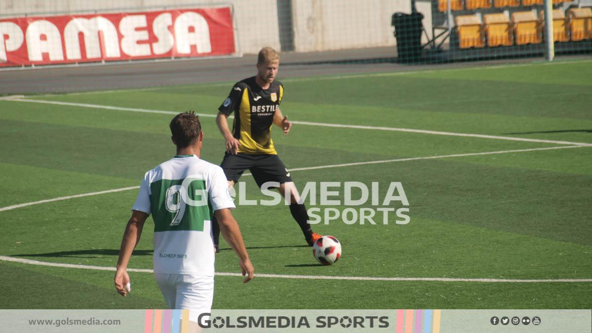 CD Roda 2-0 Elche CF (04/11/2018), Jorge Sastriques