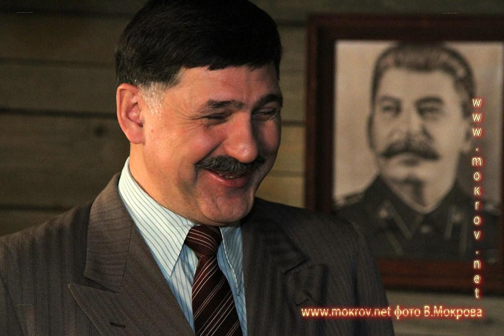 Актер - Пускепалис Сергей роль Ильин в сериале «Декабристка»