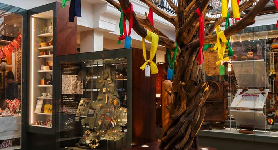 10 kleine musea in Londen: Horniman Museum Londen (foto met dank aan het Horniman Museum) | Mooistestedentrips.nl