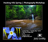 Hocking Hills Spring 2019 Photography Workshop by Jim Crotty