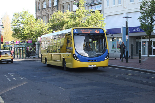 Yellow Buses 866 HF14BWX
