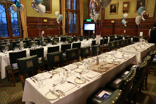 Baby Lifeline 37th Anniversary Dinner - House of Commons