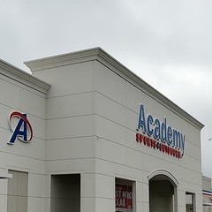 Academy Sports + Outdoors few steps away from San Antonio pediatric dentist Helotes Pediatric Dentistry & Orthodontics