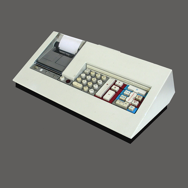 OLIVETTI Logos 58 Calculator