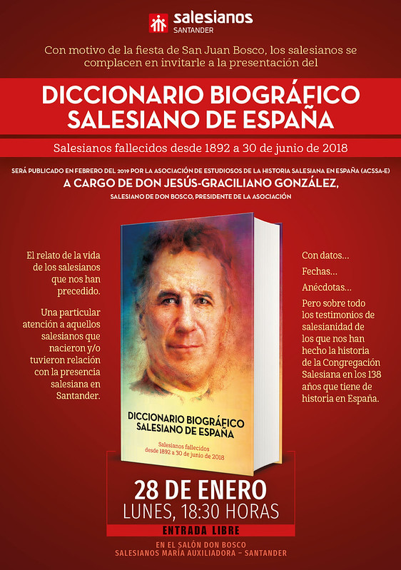 Diccionario biográfico salesiano de España